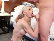 Sexy shemale hardcore anal with cumshot